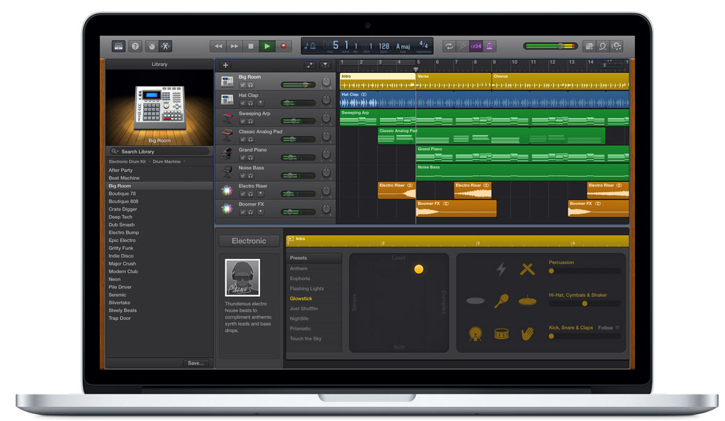 How to write a pop song in garageband for windows