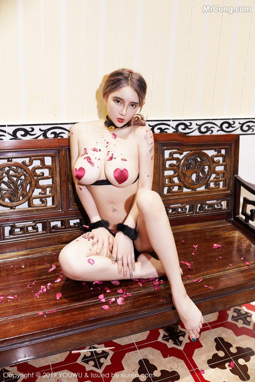 YouWu Vol.159: Wen Xinyi (温心怡) (41P)