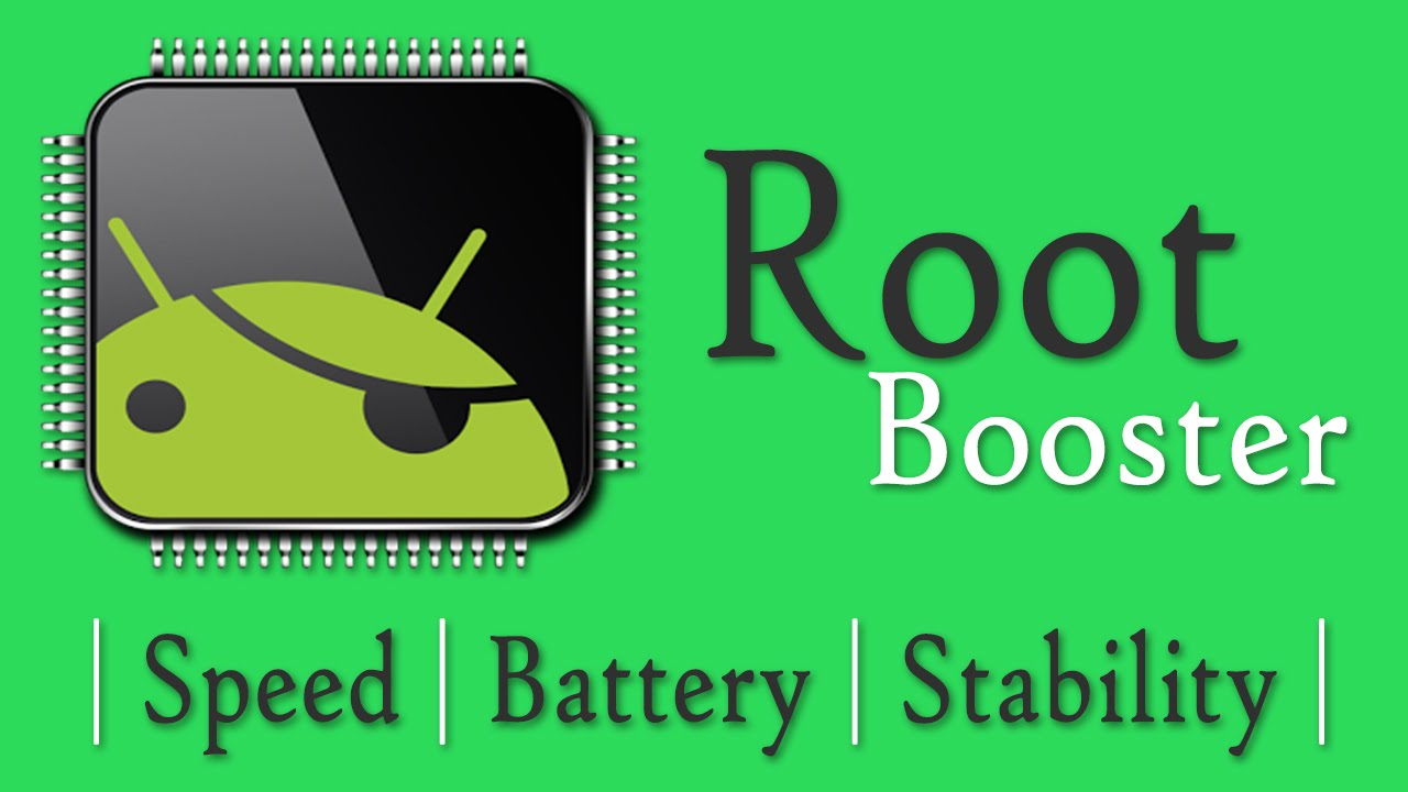 Root Booster Mod