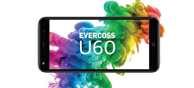 Evercoss U60 dengan Harga Murah dan Fitur Melimpah