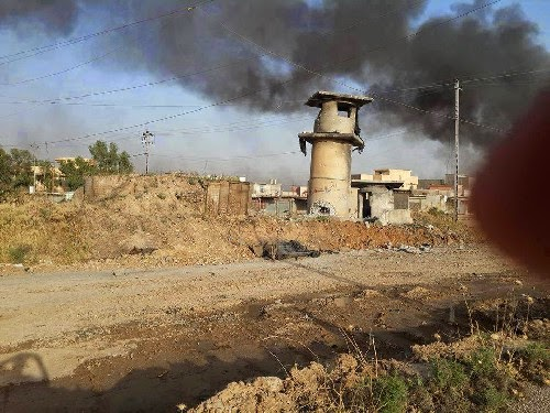 MUSINGS ON IRAQ: Islamic State Of Iraq Launches Battle of