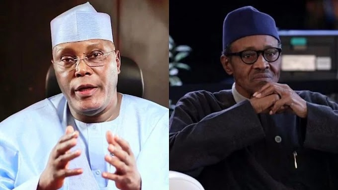 """""""If Justice Onnoghen can be suspended over mere allegation, then the same should be done to Buhari"""" - Atiku's spokesman"""