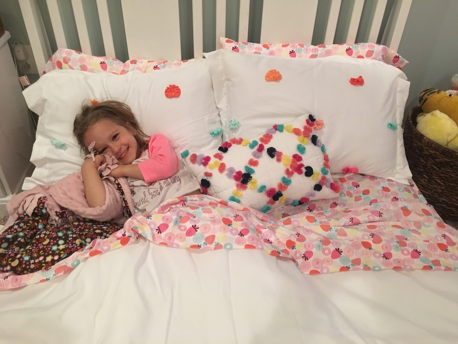 Keeping Up With The Bandermann 39 S Brynn 39 S Big Girl Bed