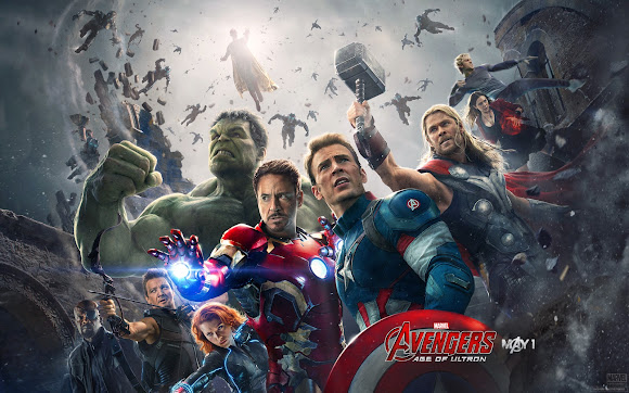 Avenger Age of Ultron Wallpaper