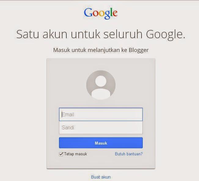 Buat Akun Google Drive