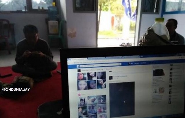 Suami Sebar Gambar & Video Isteri Onani Guna Terung Di Media Sosial