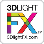 3DLightFX 3D Deco Lights, Holiday Gifts
