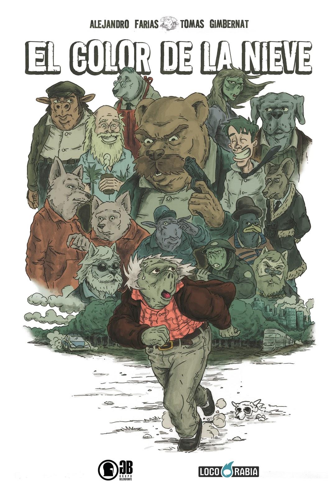 01 -  [Comics] Siguen las adquisiciones 2016 - Página 26 Tapa%2BEl%2Bcolor%2Bde%2Bla%2Bnieve_Final