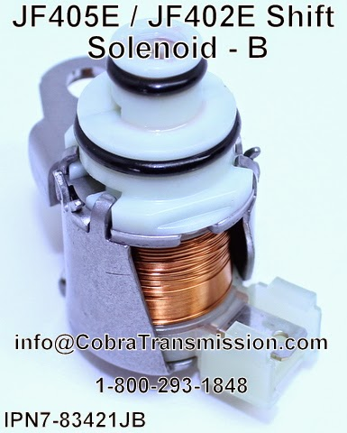 Cobra Transmission Parts 1-800-293-1848: April 2009