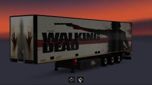 Schmitz Walking Dead Trailer