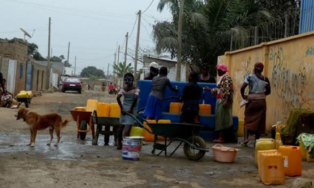 MOÇAMBIQUE | Alguns bairros já vivem restrições no fornecimento de água
