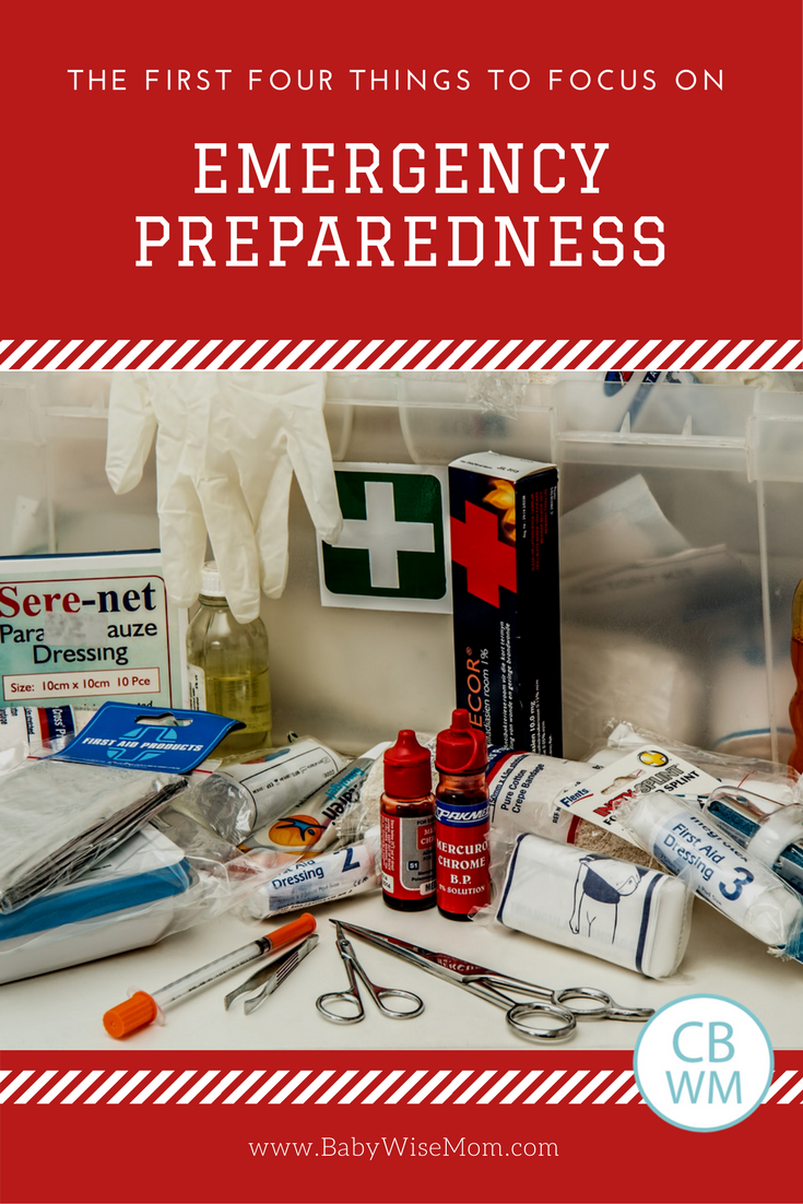 How to Prioritize Your Family Emergency Preparedness Preparations