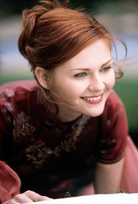 TV and movies: Actress Kirsten Dunst