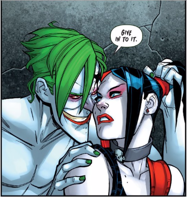 harley and ivy relationship goals