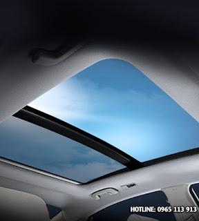 Cửa sổ Hyundai Sonata Hải Phòng