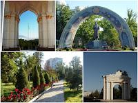 Парк Рудаки - Душанбе, Таджикистан - Фото