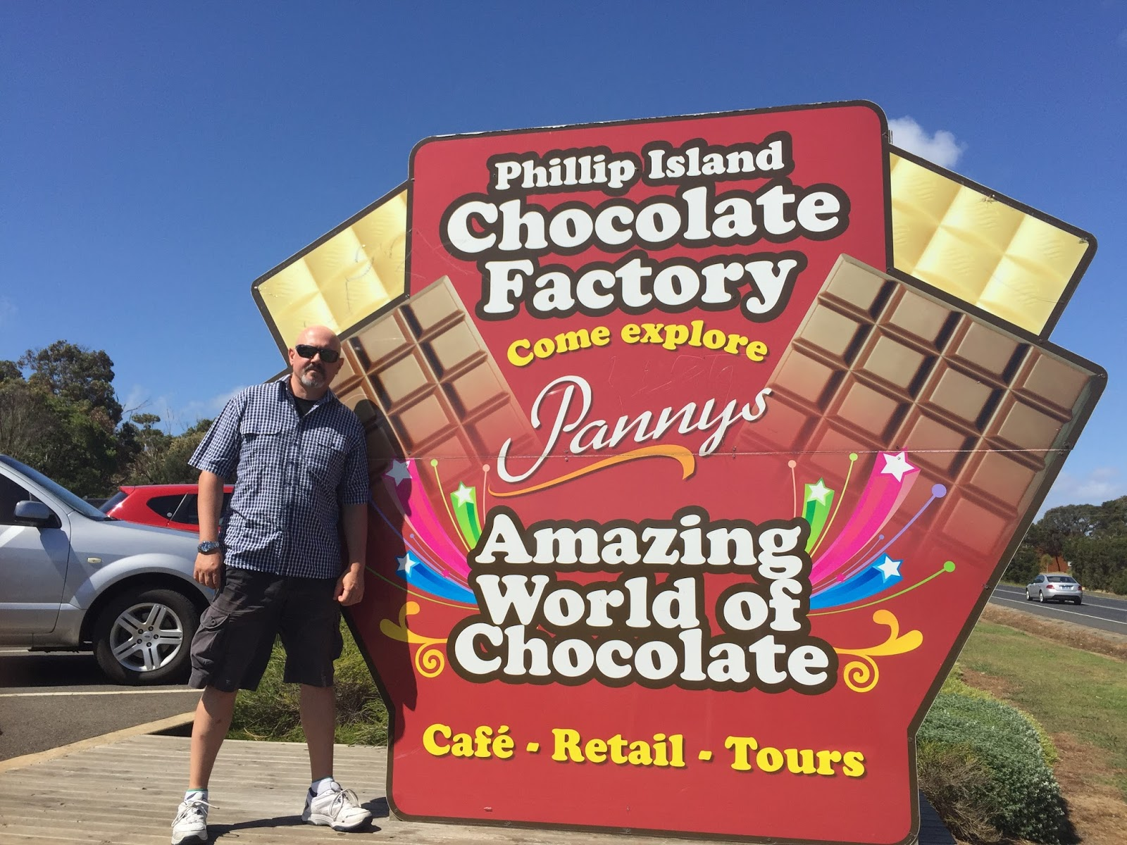 the bald critic pannys amazing world of chocolate 930. Black Bedroom Furniture Sets. Home Design Ideas