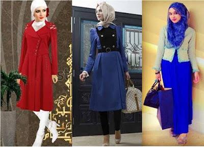 Fashion Hijab Untuk Orang Pendek 4