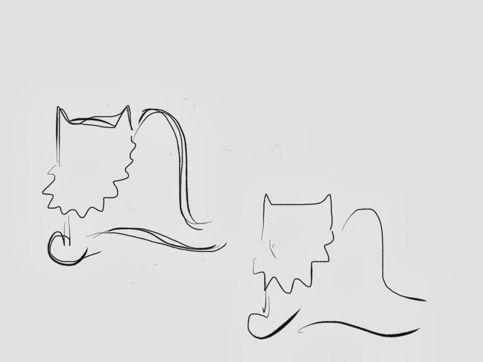 OCA Illustration 1: Visual distortion