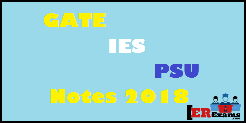 Free GATE IES PSU Notes 2018. GATE IES PSU NOTES today in this post I have provide you latest 2018 GATE IES PSU note for 2018 exams. you can download all engineering branch notes free pdf like electrical, mechanical, civil, electronics, IT & CS branches. every students find notes for Made Easy, Ace Academy Notes, Kreatryx Ebooks and notes. When I am new in internet I search internet where and how to download and find gate, ies, psu notes made easy and ace academy.