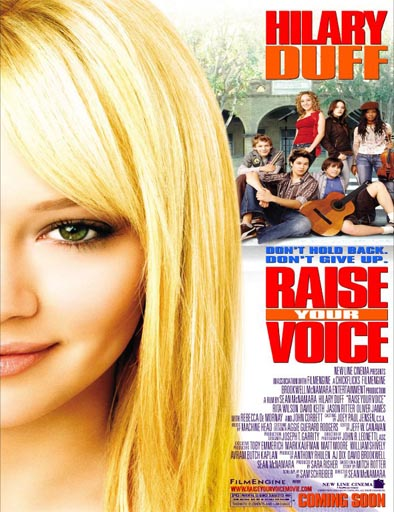Ver Escucha mi voz (Raise Your Voice) (2004) Online