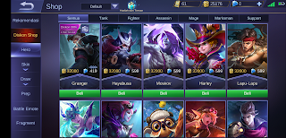hero mobile legends