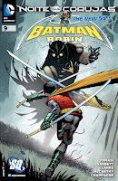 Os Novos 52! Batman e Robin #9