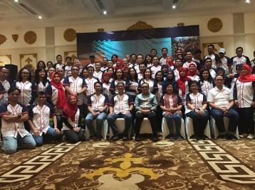 Bank Indonesia Boyong Pegawainya Berwisata Bareng di Banyuwangi