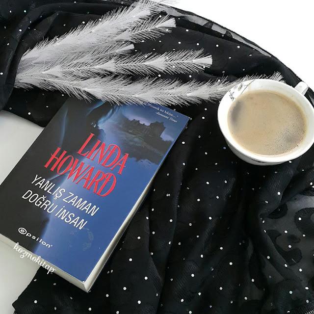 Yanlış  Zaman Doğru İnsan - Linda Howard
