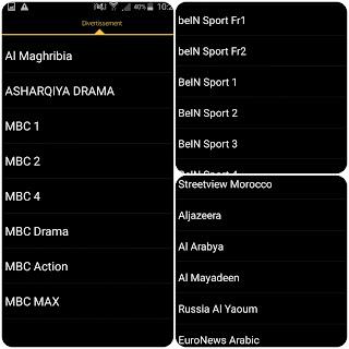 تحميل تطبيق SYBLE TV