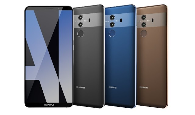 Huawei officialise son Mate 10 Pro !