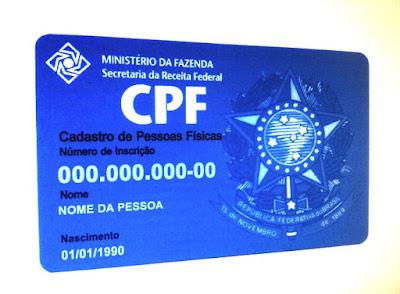 Como Imprimir CPF Online