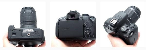 Design Bodi Kamera Canon EOS 700D DSLR