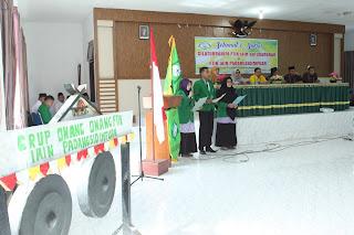 FTIK IAIN Batusangkar adakan Silaturrahim di 2 PTKIN Sumatera Utara