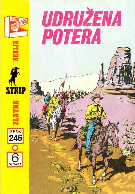 Udruzena Potera - ZS - Tex Wiler