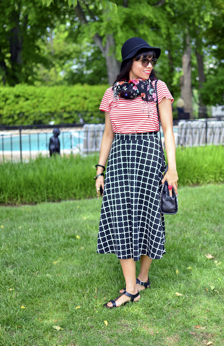 50's Style Outfit