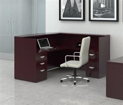Offices To Go Ventnor Reception Desk