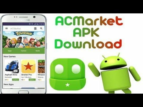 How To Get Any Game Mod Apk, or Paid app For Free {Mod Ac Market No Root} (2018)