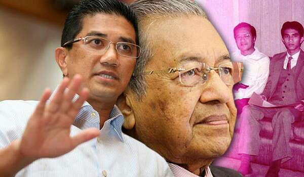 Azmin, Mahathir & Everything To Hide
