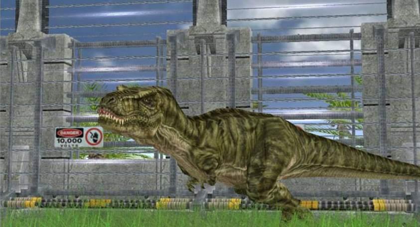 Jurassic Park Operacion Genesis pc full español