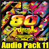 Dv Jarol Audio Pack 11 - Especial 80'S - 2017