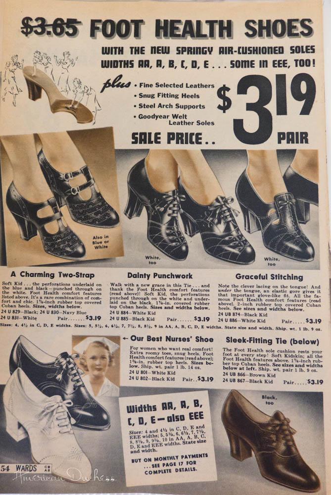 Vintage Shoe Ads 76