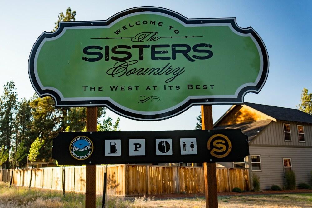 Sisters Oregon