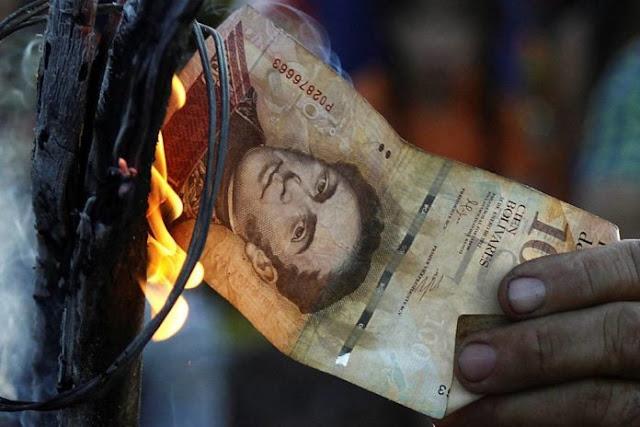 Deuda externa consume a Venezuela