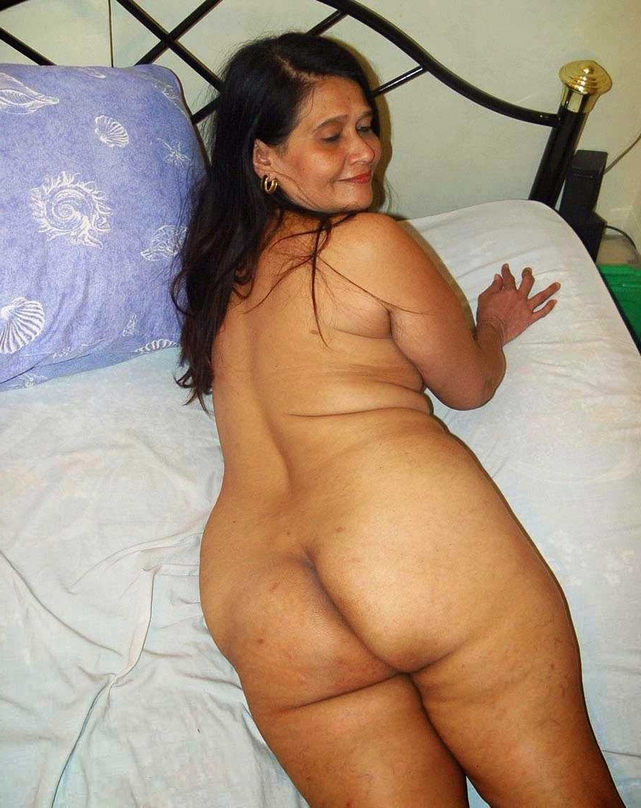 Indian Desi Aunty And Bhabhi Nude Photo Doodh Wali Nangi -5729