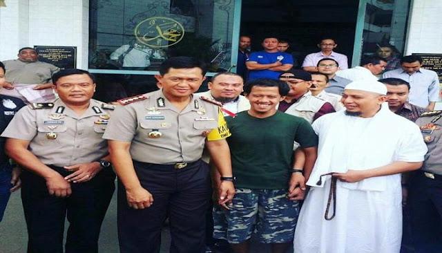 Ustadz Arifin Ilham Ajukan Penangguhan Penahan Untuk Nurul Fahmi