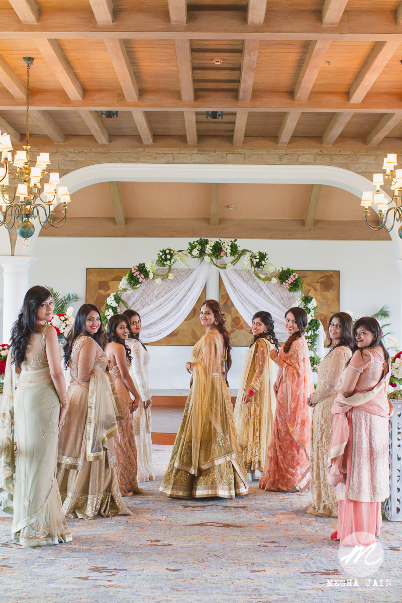 beautiful bridal shower themes to make every bride to be smile wide