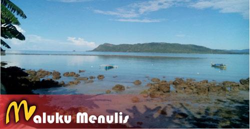 Pulau Buaya dan Duurstede Di Saparua Maluku Tengah