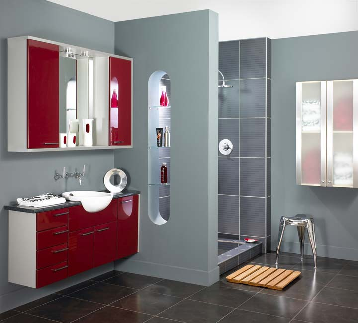 Rentech designs service apartments modern designer bathrooms for Bathroom design service