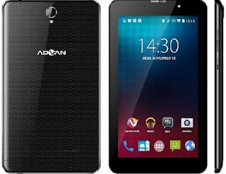 Cara Firmware Advan i7 Plus